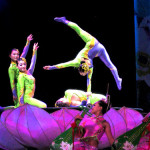 """The Flying Acrobatic Show"" – A Bond Between Traditional and Modern Beijing"