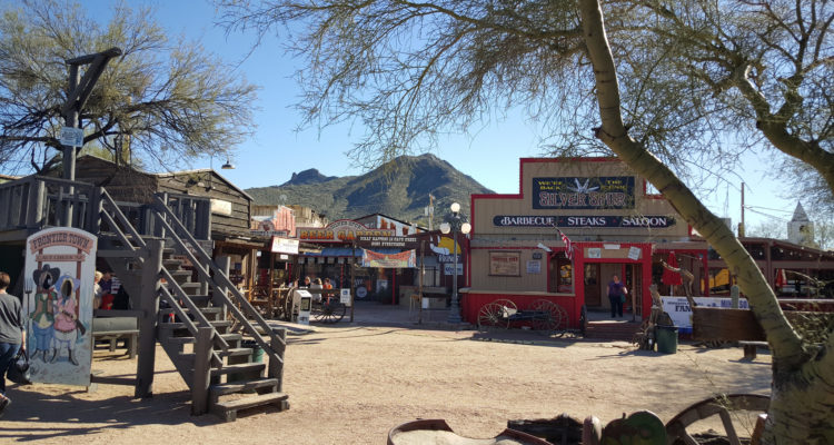 Frontier Town, Cave Creek, Arizona